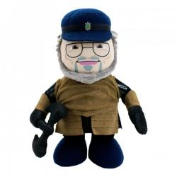 Factory Entertainment - George R.R. Martin Deluxe Talking Plush Signature Edition 2015 Convention Exclusive