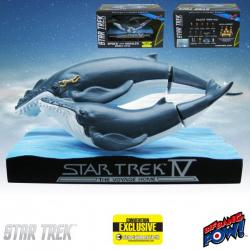 Star Trek IV: Whales with Spock Bobble Head—Convention Exclusive