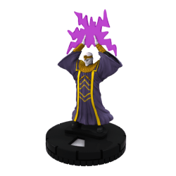 DC HeroClix: Felix Faust with Custom d20
