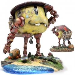 robot Dweore SDCC RESIN STATUE exclusive Hight Fly Studio limited droid ottinger comic