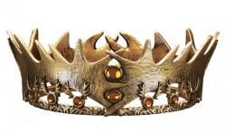 Games of Thrones: Robert Baratheon Crown—SDCC Exclusive Mini Replica