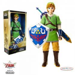 The Legend of Zelda: Skyward Sword Link Variant 20-Inch Premium Action Figure - Convention Exclusive