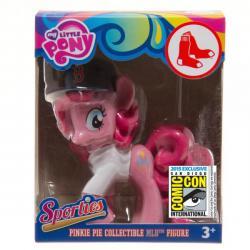 My Little Pony Pinkie Pie Sporty Vinyl Figure in Boston Red Sox Jersey