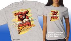Comic-Con International 2015 Flash Official T-shirt