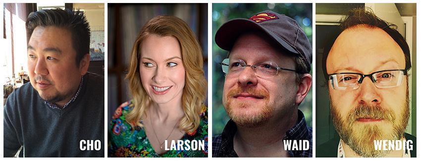 WonderCon Anaheim 2017 Special Guests Wave 1