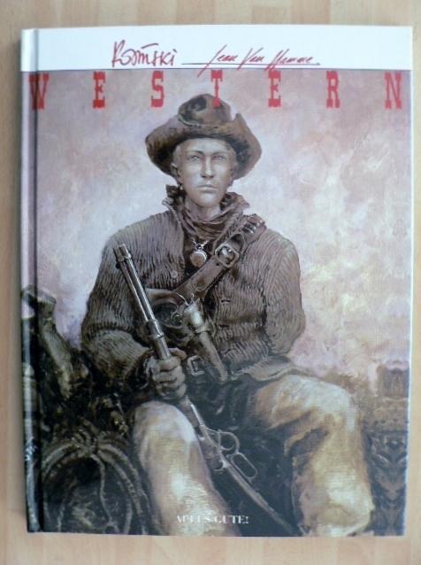 HC - Western - Rosinski / van Hamme - Alles Gute EA TOP