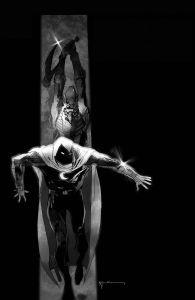 Moon Knight 188 Cover C Bill Sienkiewicz 195x300 Moon Knight #188 (Cover C Bill Sienkiewicz)