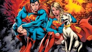 Superman Supergirl and Krypto 300x169 Superman, Supergirl and Krypto