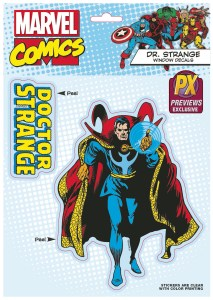 MARVEL HEROES CLASSIC DOCTOR STRANGE PX DECAL 213x300 MARVEL HEROES CLASSIC DOCTOR STRANGE PX DECAL