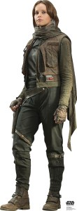 STAR WARS R1 JYN ERSO LIFE SIZE STANDUP 110x300 STAR WARS R1 JYN ERSO LIFE SIZE STANDUP