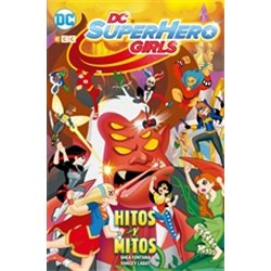 DC SUPER HERO GIRLS: HITOS Y MITOS