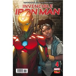 INVENCIBLE IRON MAN VOL 2 79