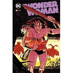 WONDER WOMAN COLECCIONABLE 5