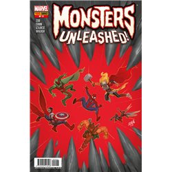 MONSTERS UNLEASHED! 02