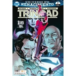 BATMAN/WONDER WOMAN/SUPERMAN: TRINIDAD NÚM. 07 (RENACIMIENTO)