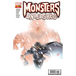 MONSTERS UNLEASHED! 05