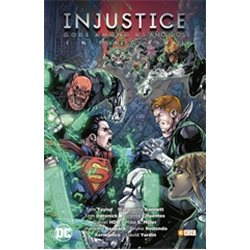 INJUSTICE: AÑO DOS (INTEGRAL)