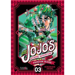 JOJO'S BIZARRE ADVENTURE PARTE 1: PHANTOM BLOOD 03