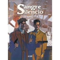 SANGRE Y SILENCIO. INTEGRAL VOL. 01