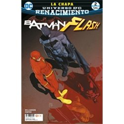 BATMAN/ FLASH: LA CHAPA NÚM. 02 (DE 4) (RENACIMIENTO)