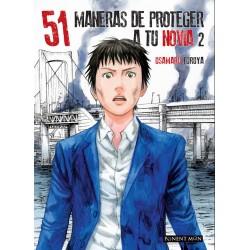 51 MANERAS DE PROTEGER A TU NOVIA VOL. 2