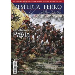 La batalla de Pavía. Desperta Ferro Historia Moderna nº 30