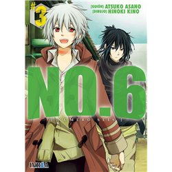 NO.6 03 (NUMERO SEIS) COMIC)