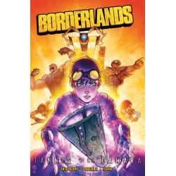 BORDERLANDS 03. TANNIS Y LA CAMARA