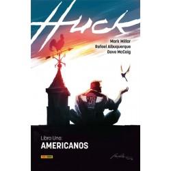 HUCK 01. AMERICANOS
