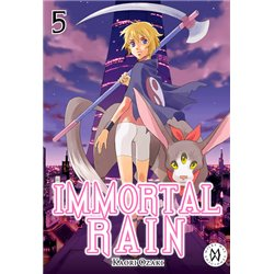 IMMORTAL RAIN VOL. 5