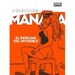 COLECCIÓN MILO MANARA 4. EL PERFUME DEL INVISIBLE