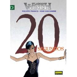 LARGO WINCH 20. 20 SEGUNDOS