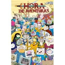 HORA DE AVENTURAS 11