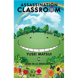 ASSASSINATION CLASSROOM 20