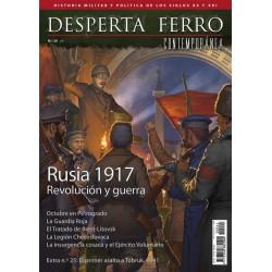 Rusia 1917. Revolución y guerra Desperta Ferro Contemporánea n.º 24