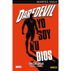 DAREDEVIL 13. DECALOGO (MARVEL SAGA 44)