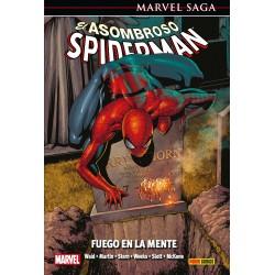 EL ASOMBROSO SPIDERMAN 19. FUEGO EN LA MENTE (MARVEL SAGA 43)