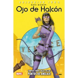 KATE BISHOP. OJO DE HALCON 01