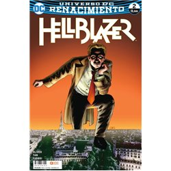 THE HELLBLAZER NÚM. 02 (RENACIMIENTO)