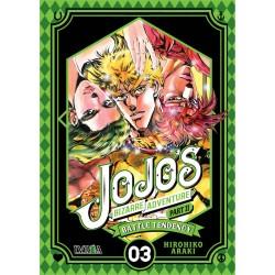 JOJO'S BIZARRE ADVENTURE PARTE 2: BATTLE TENDENCY 03