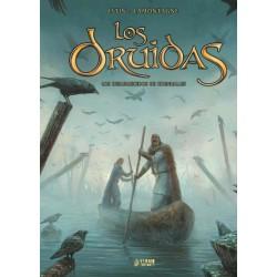 LOS DRUIDAS 03. LOS DESAPARECIDOS DE CORNUALLES