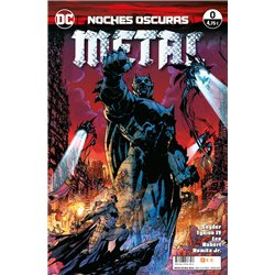 NOCHES OSCURAS: METAL NÚM. 0