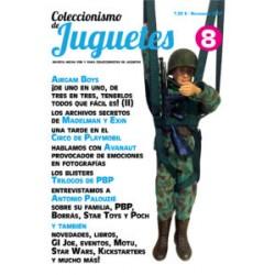 COLECCIONISMO DE JUGUETES Nº8 (NOVIEMBRE 2017)