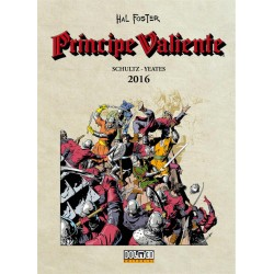 PRINCIPE VALIENTE 2016