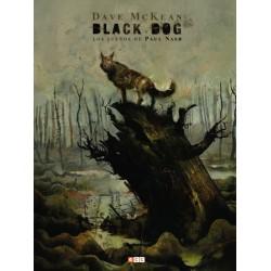 BLACK DOG: LOS SUEÑOS DE PAUL NASH