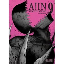 AJIN (SEMIHUMANO) 9