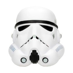 CASCO STORMTROOPER ANTIESTRES 9 CM STAR WARS