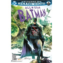ALL-STAR BATMAN NÚM. 15 (RENACIMIENTO)