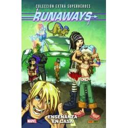 RUNAWAYS 4. ENSEÑANZA EN CASA