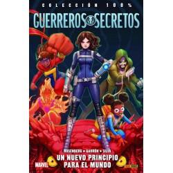 GUERREROS SECRETOS 1. UN NUEVO PRINCIPIO PARA EL MUNDO